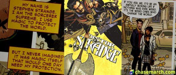 Doctor Strange Vol 1