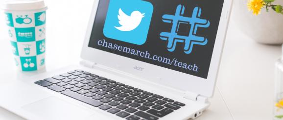 Twitter Teaching Blog