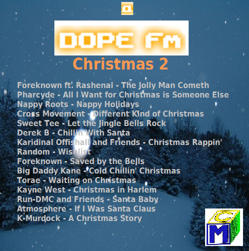 DOPEfm Christmas 2