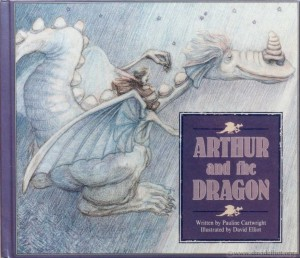 Arthur and the Dragon Picture Book