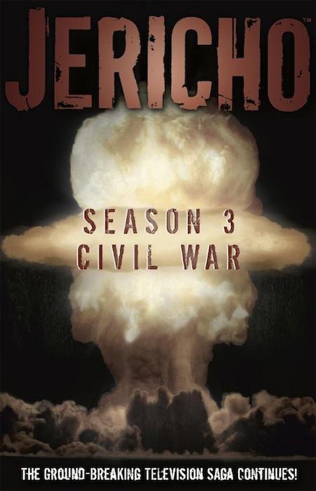 Jericho - Civil War tpb
