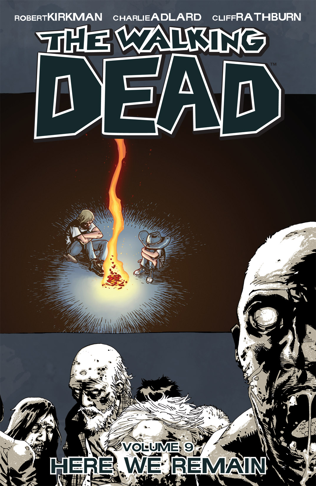 The Walking Dead Vol 9-Here We Remain