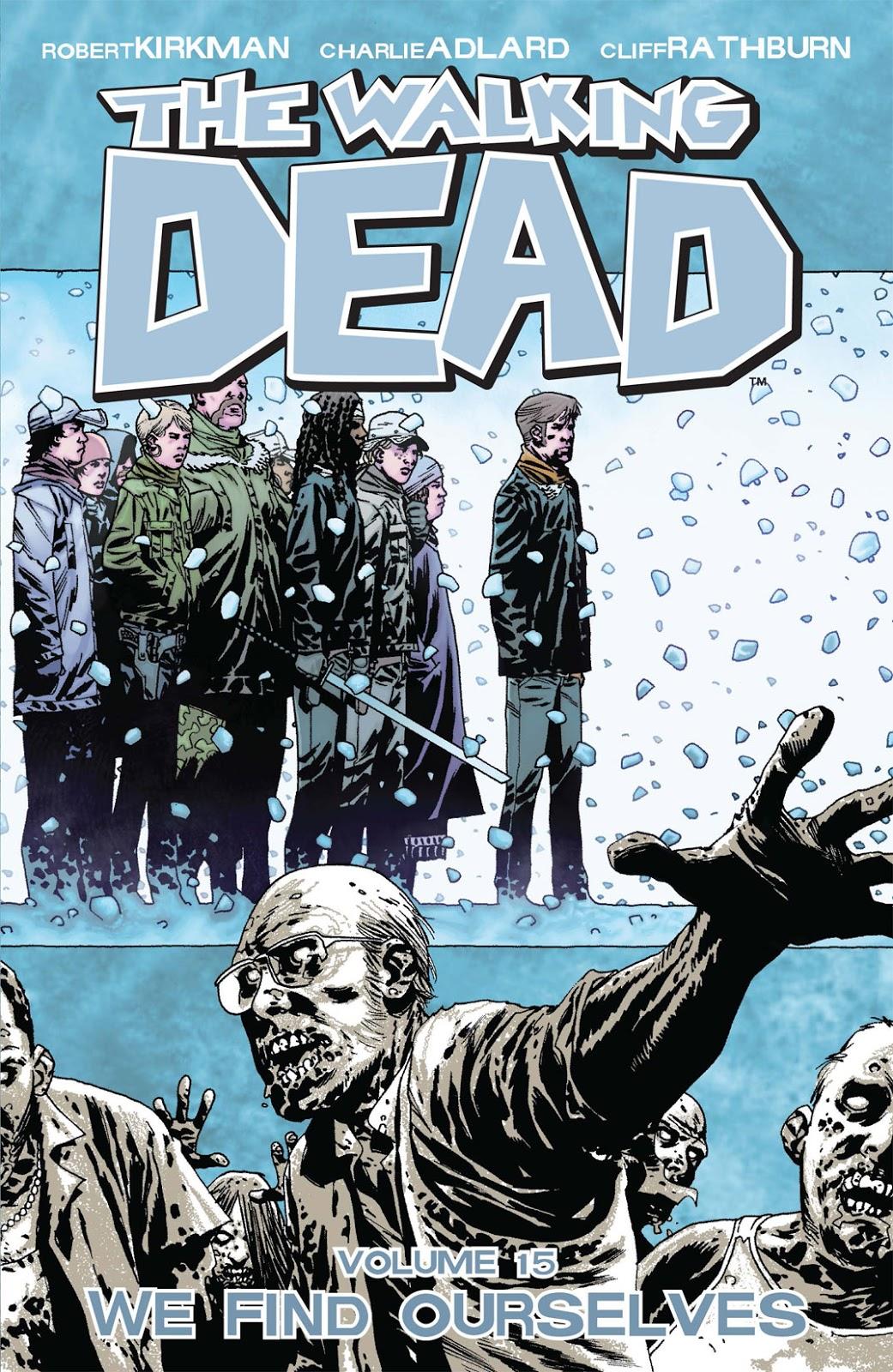the walking dead volume 15