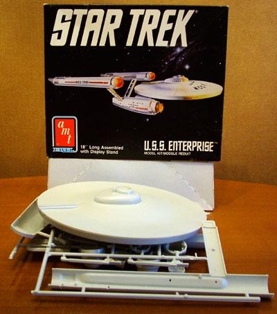 Star Trek Model Kit
