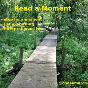 Read a Moment