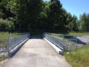 Hyde Park Trail Bridge