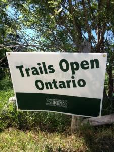Trails Open Ontario