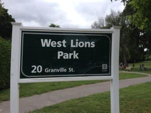 West Lions Park