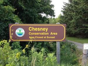 Chesney Trail