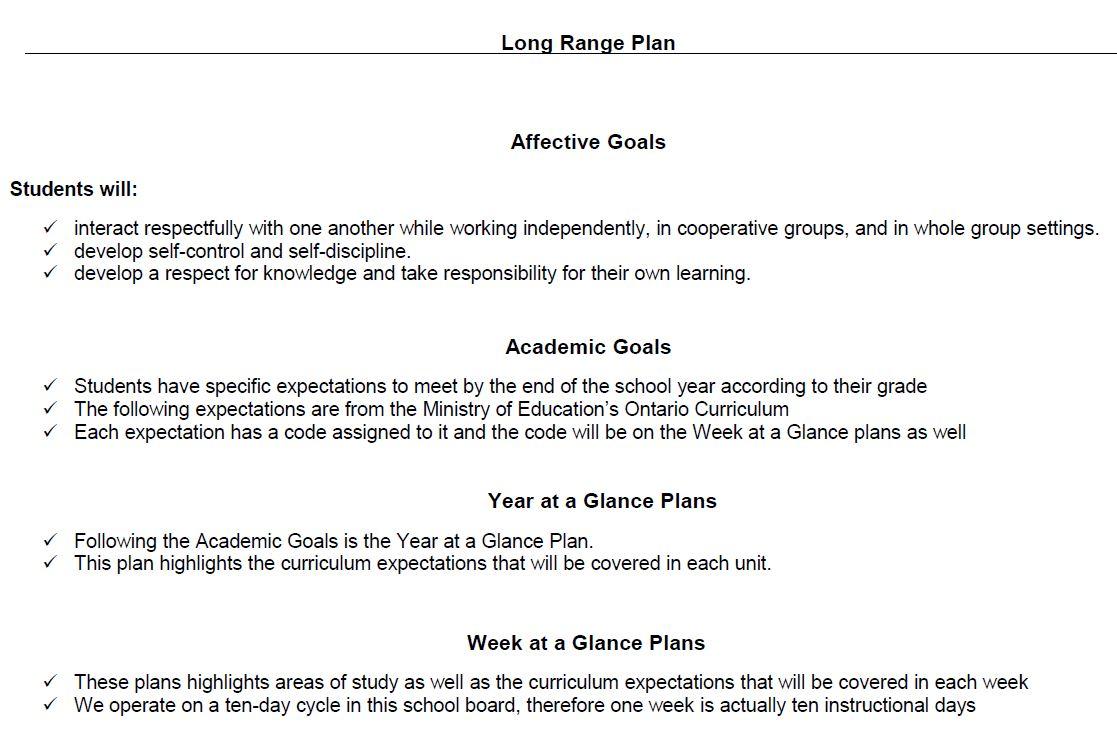 2-3 Long Range Plan