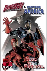 Dardevil x Captain America
