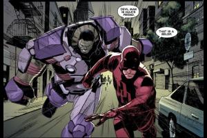 Daredevil x Hulk
