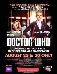 Doctor Who_Deep Breath-Poster