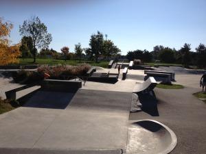 Barracks Skatepark 2