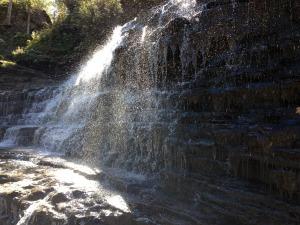 Mt Albion Falls