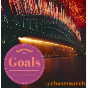 2015 Goals