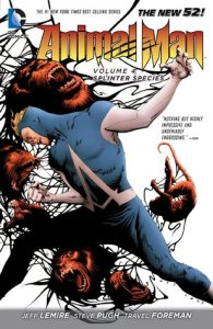 Animal Man Vol 4