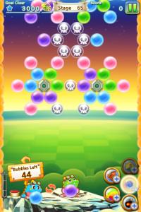 Bubble Bobble Level 65