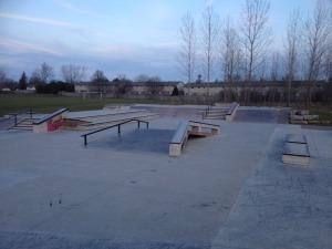 White Oaks skatepark 2