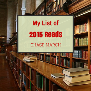 2015 Reads
