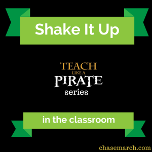Shake It Up in the Classroom