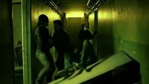 DD hallway scene