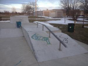St Julien skatepark