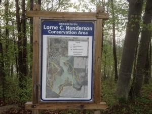 Lorne C Henderson Trails