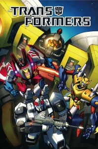 Robots in Disguise Vol 3