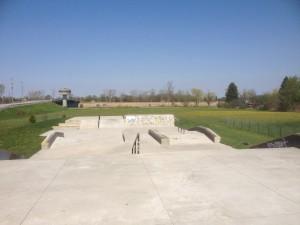 Walpole Island Skatepark