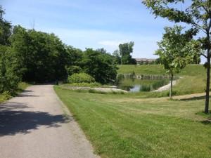 Oxford Pond