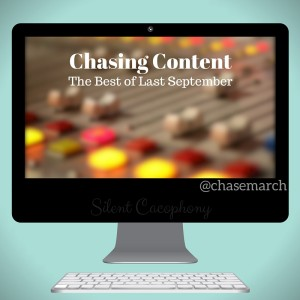Chasing Content