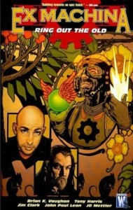 Ex Machina Vol 9