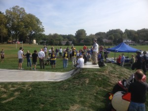 Lions Skatpark Official Opening