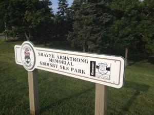 Shayne Armstrong Skatepark