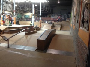Ward Skatepark Geulph
