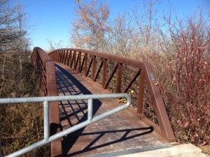 Wawanosh Footbridge