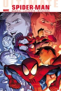 Ultimate Spider-Man Vol 2 - Chamelion