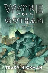 Wayne of Gotham novel