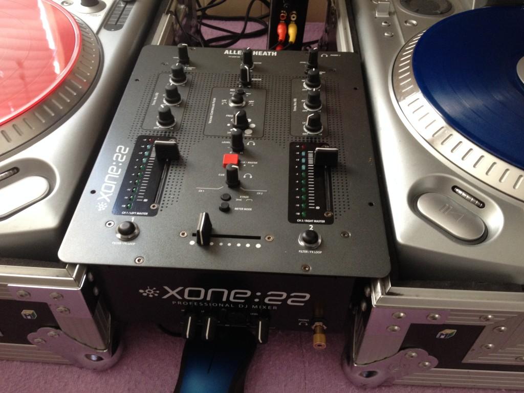 Chase March Xone 22 Mixer