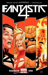 Fanastic Four Vol 1