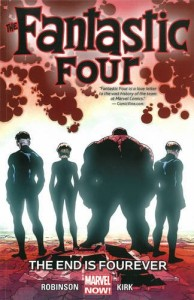 Fantastic Four Vol 4 - The End is Fourever