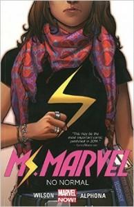 Ms Marvel Vol 1 No Normal