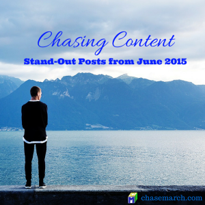 Chasing Content - Chase March