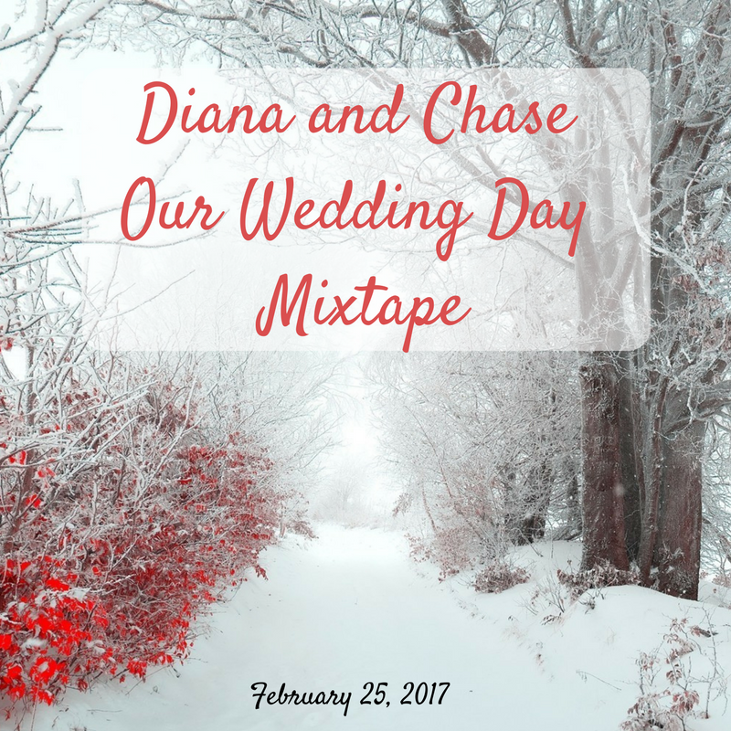 Wedding Mixtape (Front)