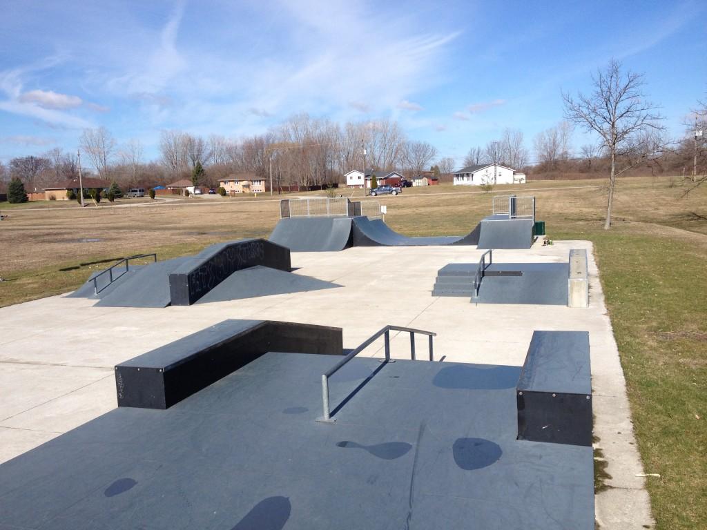 Aamjiwnaang Skatepark