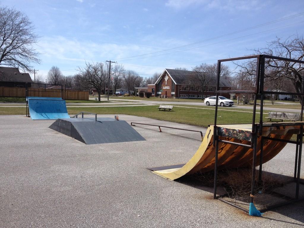 Corunna Skatepark