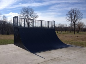 Tall Quarter Pipe