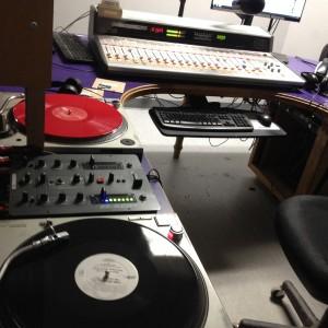 Vinyl DJ mix
