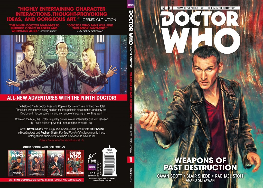 Doctor Who - Weapons of Past Destruction
